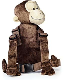 Pipsy Koala Kenny Kangaroo Child Backpack Pouch Safety Harness /& Rein Brown
