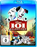 101 Dalmatiner [Blu-ray] [Import allemand]