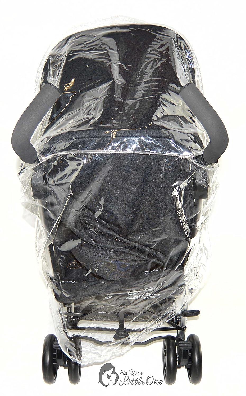 Supra Protector de lluvia Compatible con Cosatto