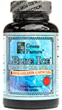 Blue Ice Fermented Cod Liver Oil Orange Flavor - 120 Caps