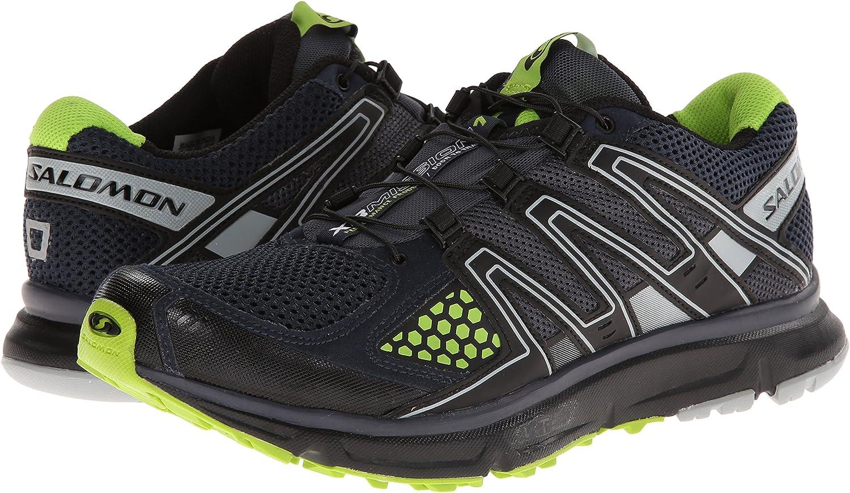 Salomon XR Mission Zapatillas de Running para Hombre, Color Azul, Talla 44 EU para Hombre: Amazon.es: Zapatos y complementos