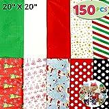 """Christmas Snowflake Acid Free Tissue Paper Sheets 50cm x 70cm 18gsm  20/"""" x 28/"""""""