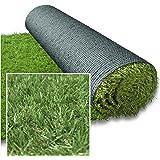 DECOWEB Césped sintético Verde Alpage 30mm (1x 4m = 4M²)
