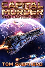 Capital Murder (Star Lawyers Book 6) Kindle Edition