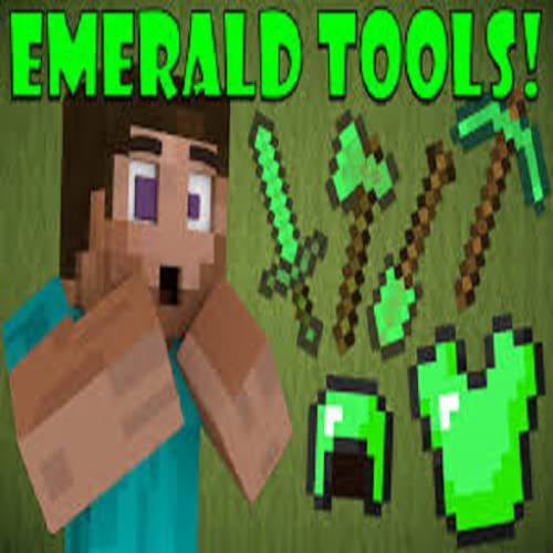Emerald Tools Mod by Busbode