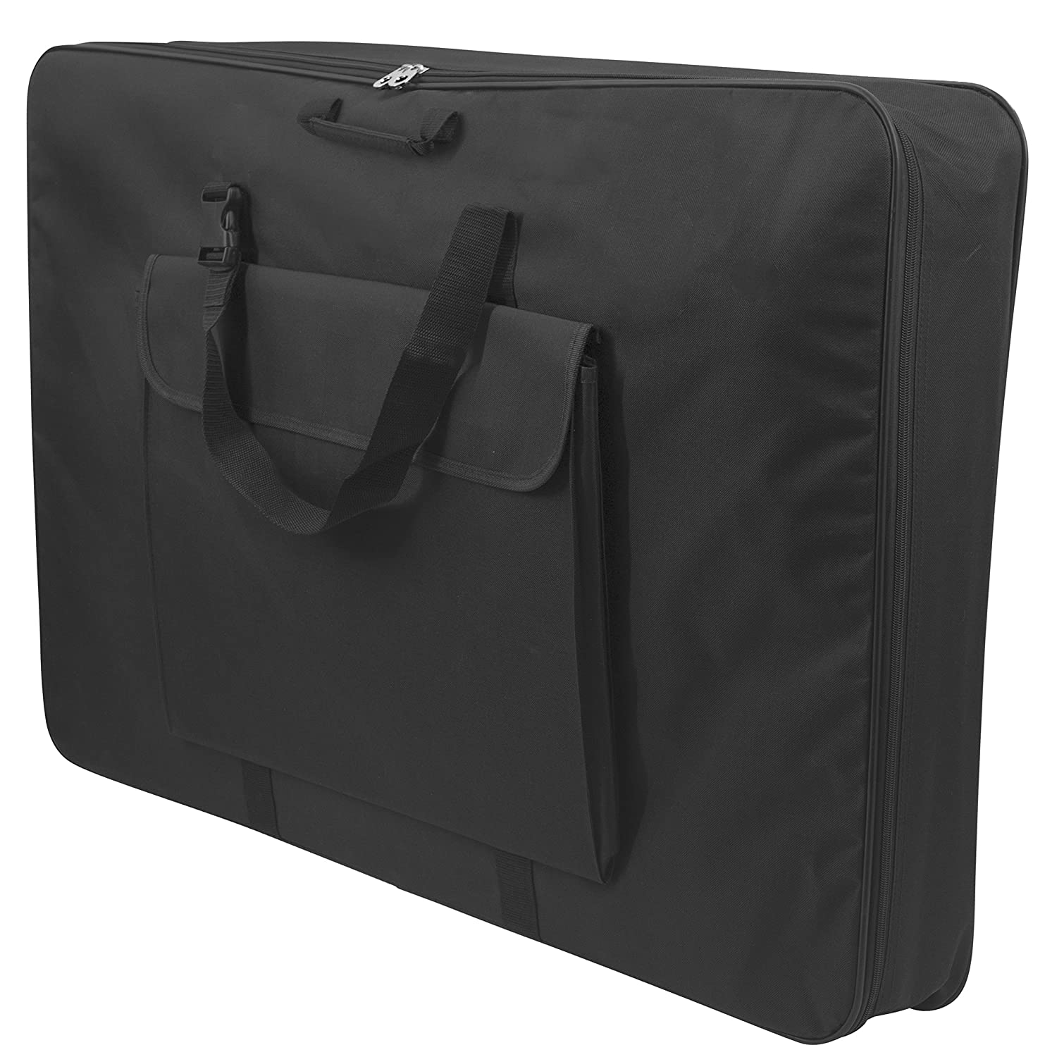 1st Place Premium Art Portfolio Case - 24 x 36 Inches Soft Sided - Water Resistant - Carry All - Shoulder Strap 1st Place Products