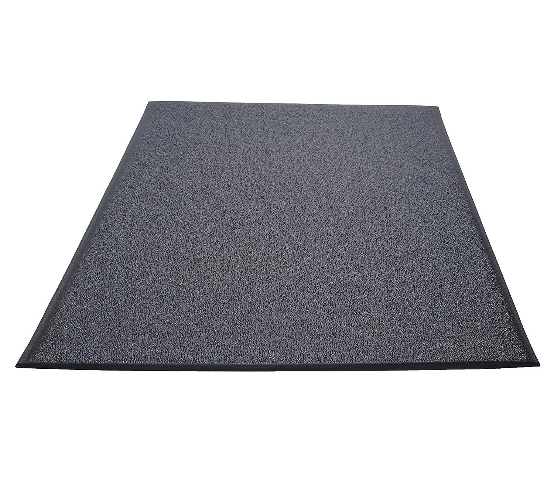 EnviroMats 24020301 Soft Step Floor Mats, Anti-Fatigue, 0.90 m x 0.60 m, Black Millennium