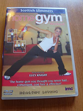 1712a32ed98 Scottish Slimmers Home Gym Workout  Amazon.co.uk  DVD   Blu-ray