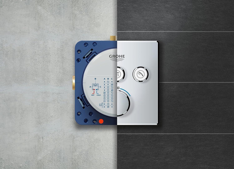 cuerpo empotrado universal Grohe Rapido Smart Box 1//2 1/pieza DN 15 Ref. 35600000