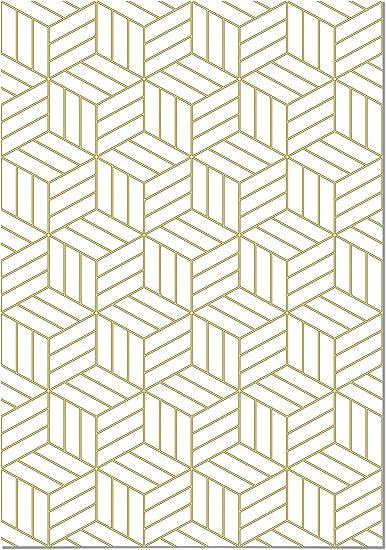 Impreso en Vinilo Textil de alta calidad F/ácil Instalaci/ón Papel Pintado para Muebles Lavable y Duradero Panorama Papel Adhesivo para Muebles Bot/ánica 66x100cm