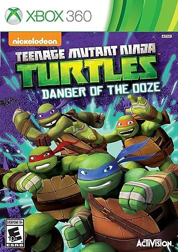Teenage Mutant Ninja Turtles: Danger of the Ooze: Amazon.es ...