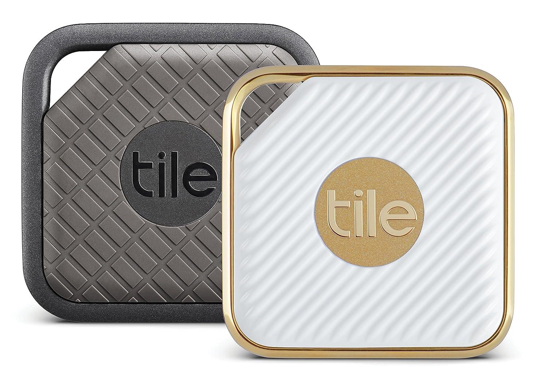 Tile 4個セットTile Sport 2個 and Tile Style 2個 Item Trackers タイルスポーツとタイルスタイル アイテムトラッカー GPS iOSとAndroid 用ブルートゥース対応 耐水性 [並行輸入品] B0762N7VQH