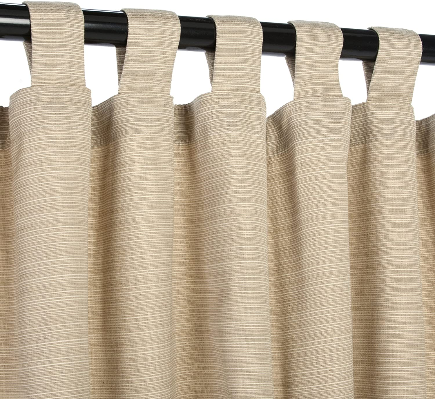 Porch Tab Top Gazebo Pergola Antique Beige and Sizes Includes Custom Storage Bag; Perfect for Your Patio 50 by 84 Inch Sunbrella Outdoor Curtain Panel and More