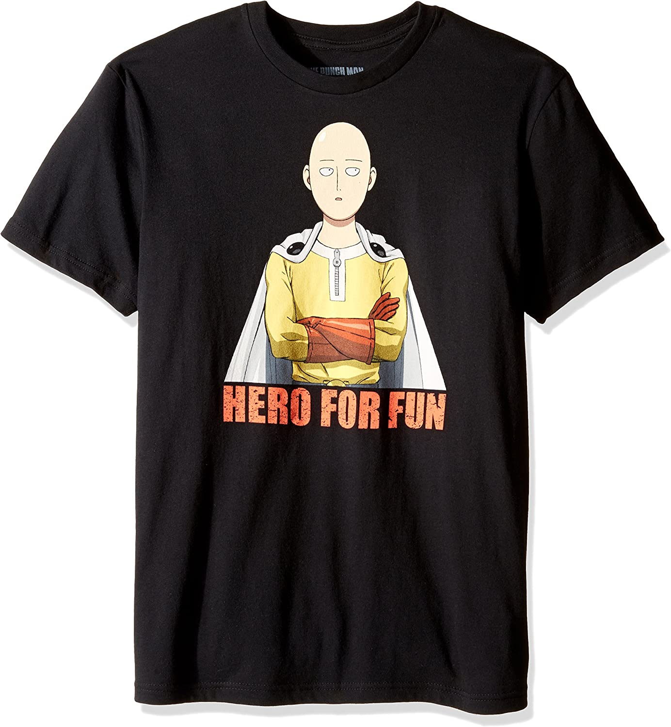 One Punch Man Men's Cool Repeat T-Shirt