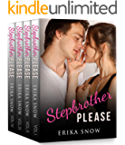 Stepbrother Please Box Set (A Stepbrother Romance)