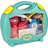Miniland 97051–Baby maletín de Doctor Plus 18meses, Juego