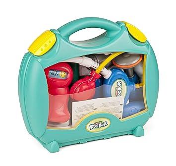 Miniland 97051 – Baby maletín de Doctor Plus 18 Meses, Juego