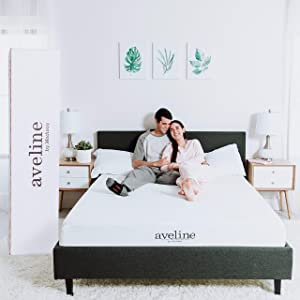 "Modway Aveline 6"" Gel Infused Memory Foam Full Mattress With CertiPUR-US Certified Foam - 10-Year Warranty - Available In Multiple Sizes"