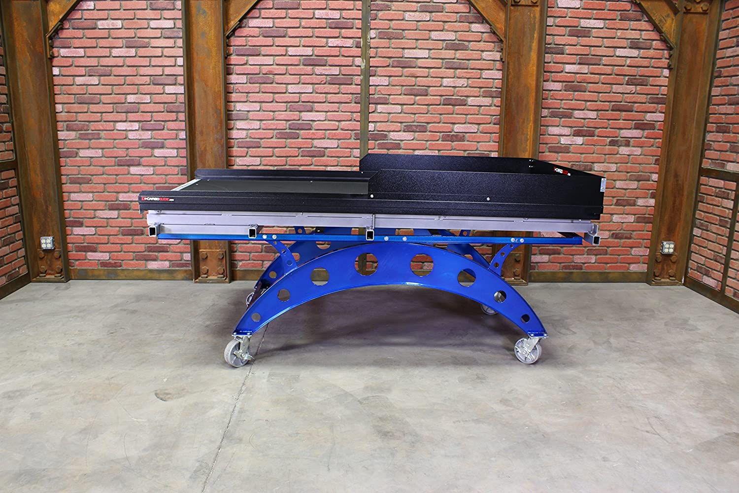 CargoGlide CG2200XL-7548-LP Extension Slide Out Truck Bed Tray 2200 lb Capacity