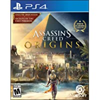 Assassin's Creed Origins Standard Edition for PlayStation 4 by Ubisoft