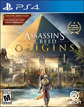 Assassin's Creed Origins Standard Edition for PS4 or Xbox One