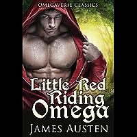 Little Red Riding Omega: An MPreg Fairy Tale Retelling (Omegaverse Classics Book 3) (English Edition)