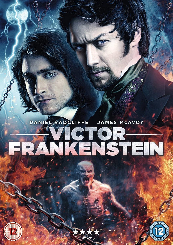 Victor Frankenstein - Poster