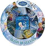 Frozen. Rueda de cuentos: 8 cuentos pop-up (Disney. Frozen)