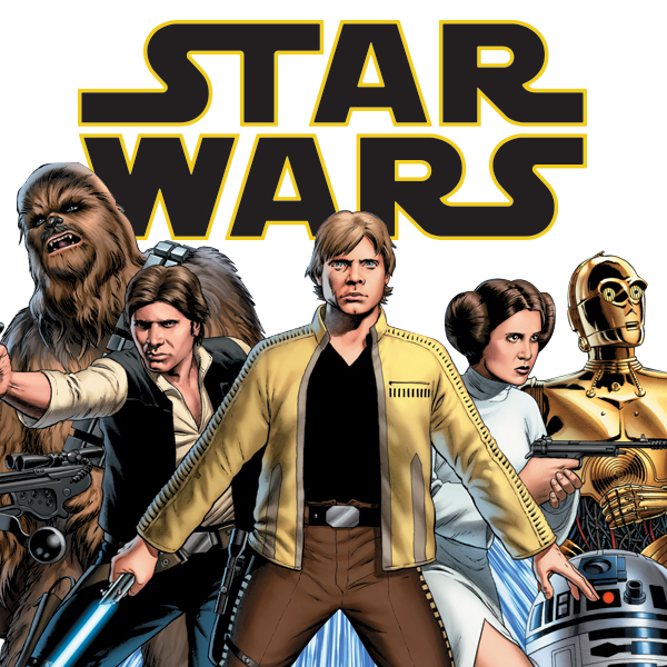 Star Wars (2015-) (Issues) (41 Book Series)