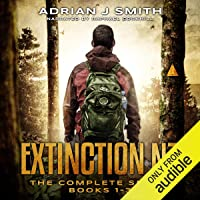 The Extinction New Zealand Series Box Set: The Rule of Three, The Fourth Phase, The Five Pillars: The Extinction New Zealand Series, Books 1-3