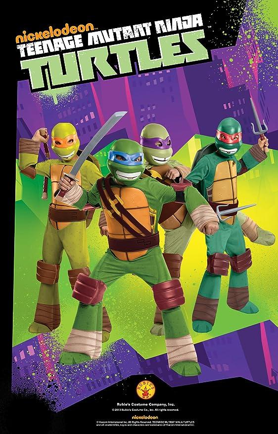 Amazon.com: Rubies Teenage Mutant Ninja Turtles Raphael sais ...