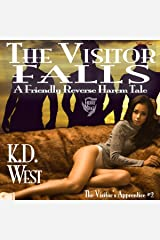 The Visitor Falls: The Visitor's Apprentice, Book 2 Audible Audiobook