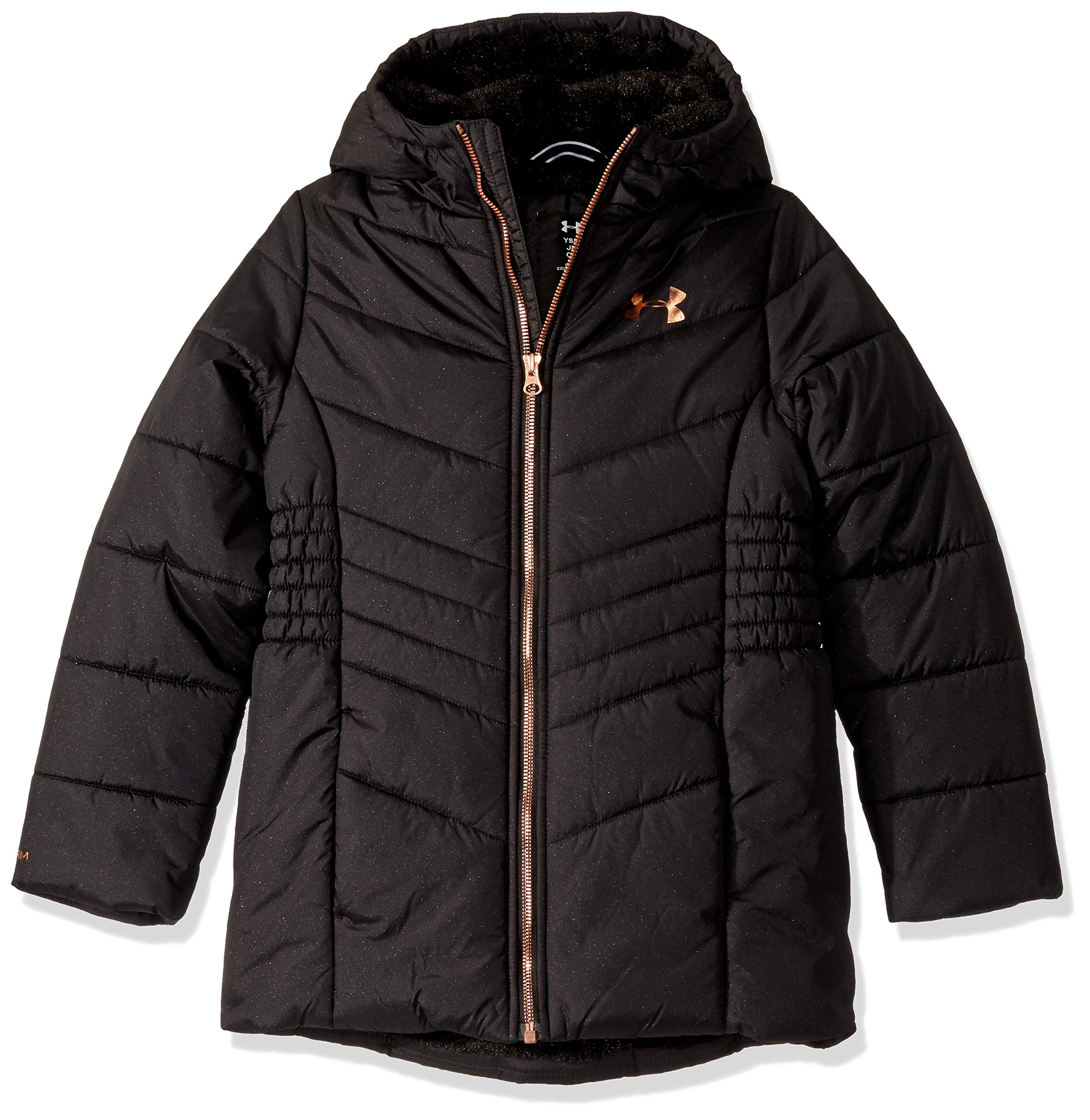 Under Armour Ua Willow Parka, Black, YXL by Under Armour