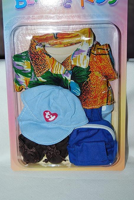 "Toy Ninja Turtle 3.2/"" Beanie Boos Ty Plush Doll Stuffed Animal Ornament Cute"
