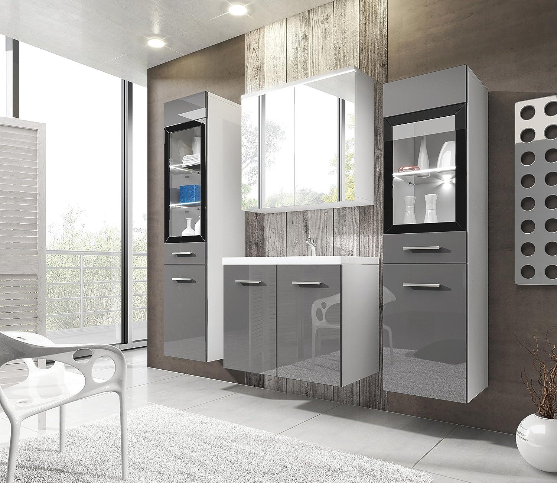 badezimmer set mit 2 waschbecken bestseller shop f r m bel und einrichtungen. Black Bedroom Furniture Sets. Home Design Ideas