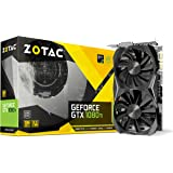 Zotac GeForce GTX 1080 Ti Mini GeForce GTX 1080 Ti 11GB GDDR5X - Tarjeta gráfica (GeForce GTX 1080 Ti, 11 GB, GDDR5X…