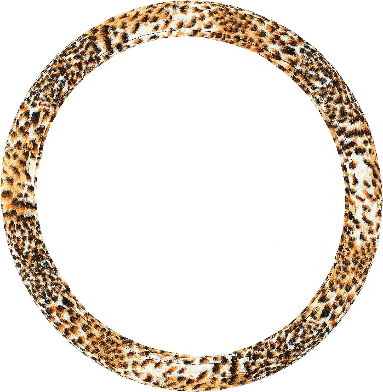 Sumex 2505067 Lenkradh/ülle Leopardenmuster
