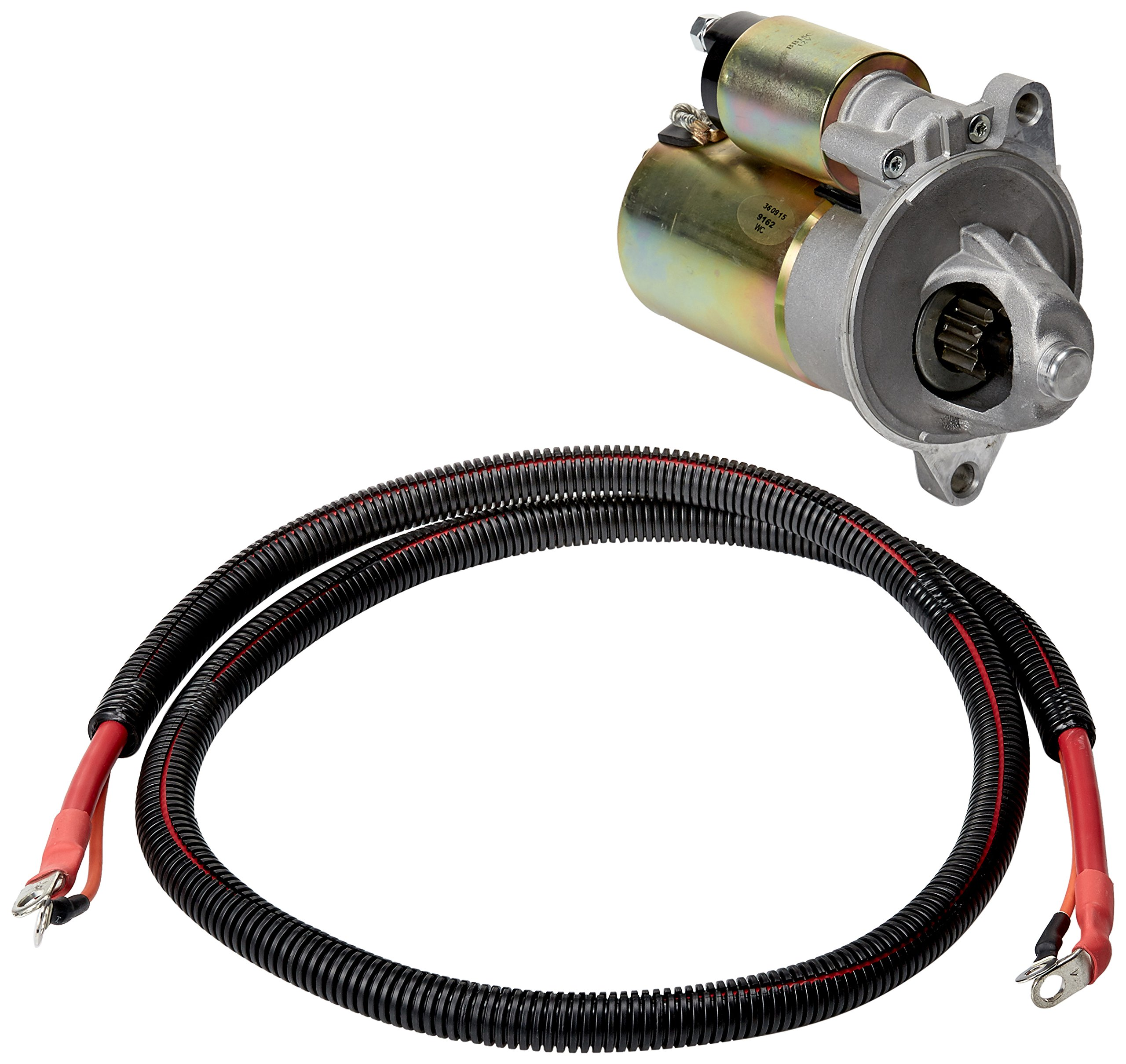 Ford Racing (M-11000-B51) 1.4kW High Torque Mini Starter by Ford