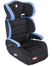 Piku 6227 – Seggiolino Auto, Gruppo 2/3 (15-36 kg), per Bambini da 3 a 12 Anni, Colore Blu/nero, senza ISOFIX