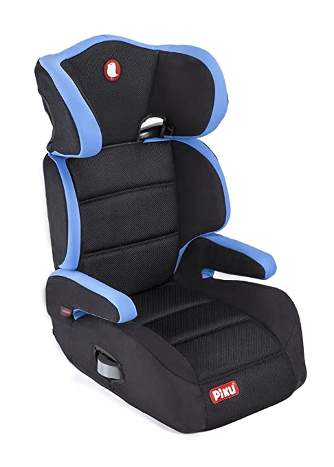 260 opinioni per Piku 6227 – Seggiolino Auto, Gruppo 2/3, 15-36 kg, 3-12 anni, Colore blu/nero