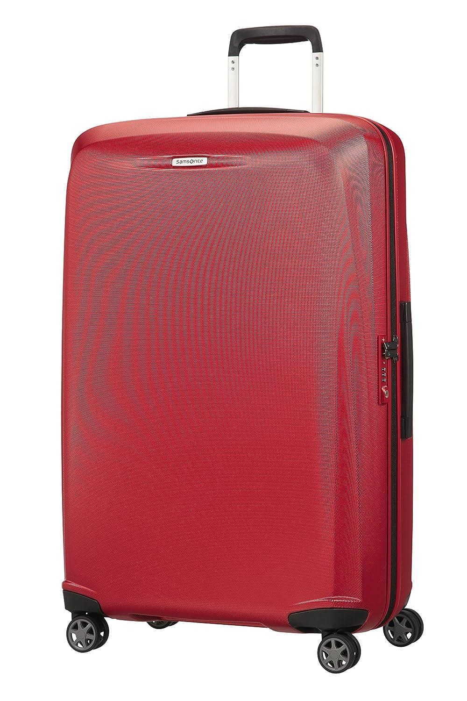 [サムソナイト] スーツケース スターファイヤー スピナー75 無料預入受託サイズ 保証付 87L 74cm 4kg 83D*01003 (現行モデル) B071HHJFQ7 クリムゾンレッド クリムゾンレッド