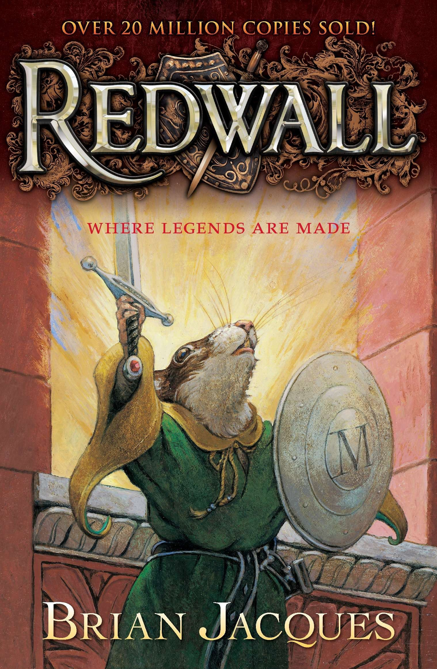 Image result for redwall