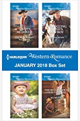 Harlequin Western Romance January 2018 Box Set: An Anthology Kindle Edition