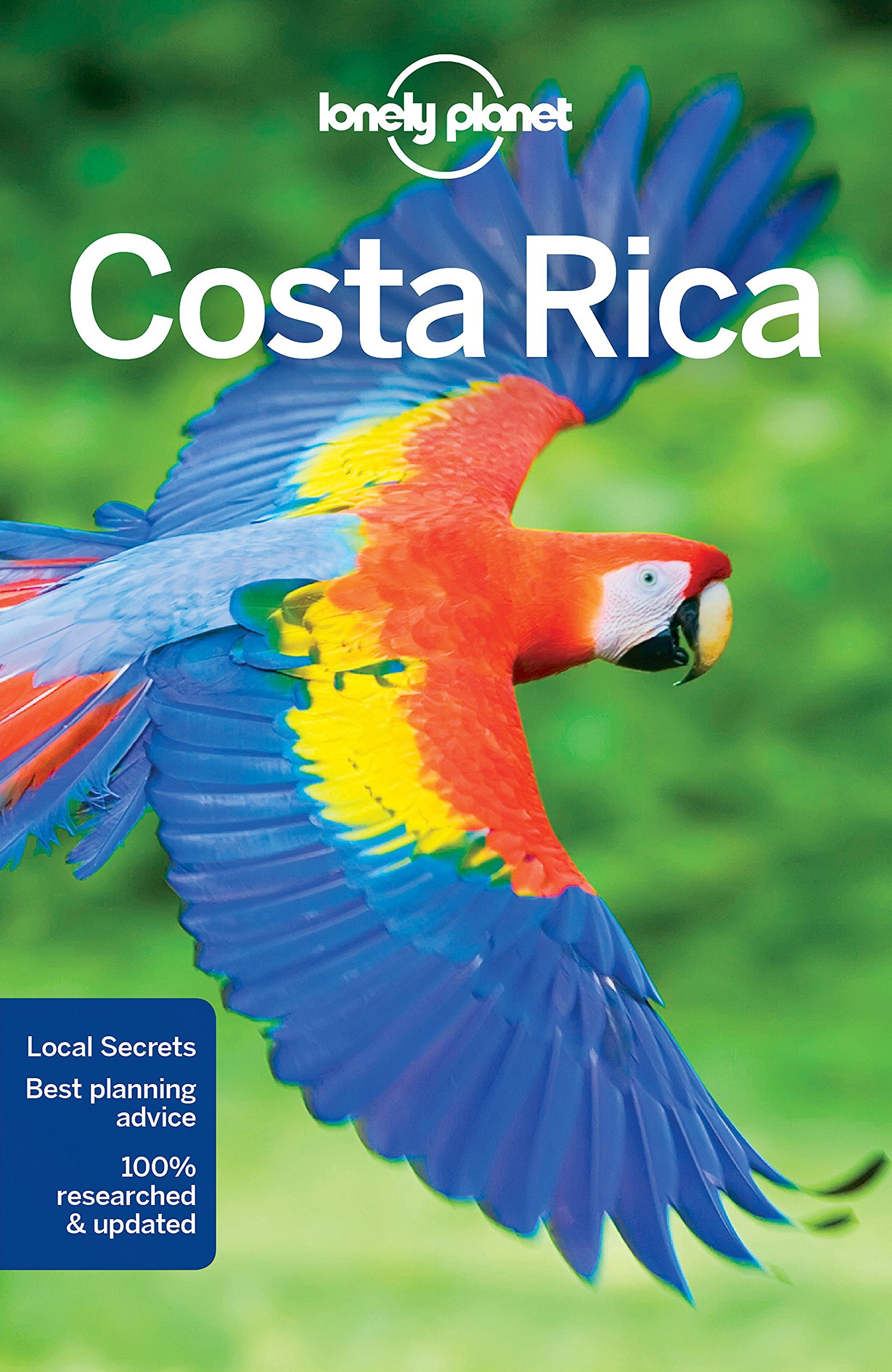 Lonely Planet Costa Rica (Travel Guide) PDF