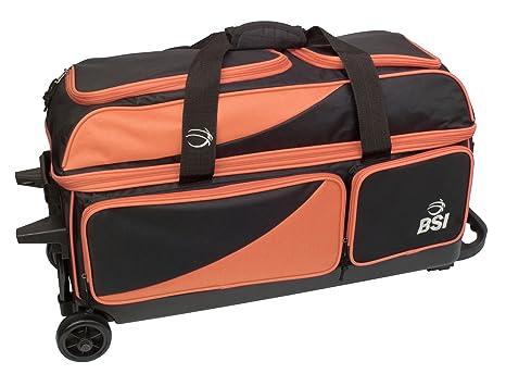 BSI Triple Ball Roller Bowling Bag 139b0c55b2301
