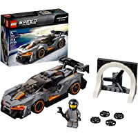 219-Pc. LEGO Speed Champions McLaren Senna 75892 Building Kit
