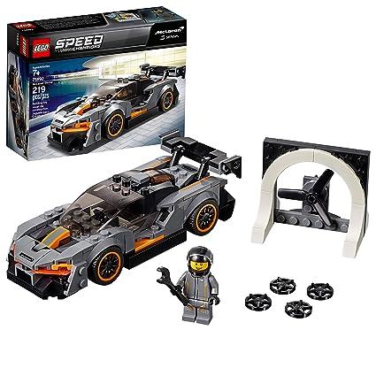 Amazoncom Lego Speed Champions Mclaren Senna 75892 Building Kit