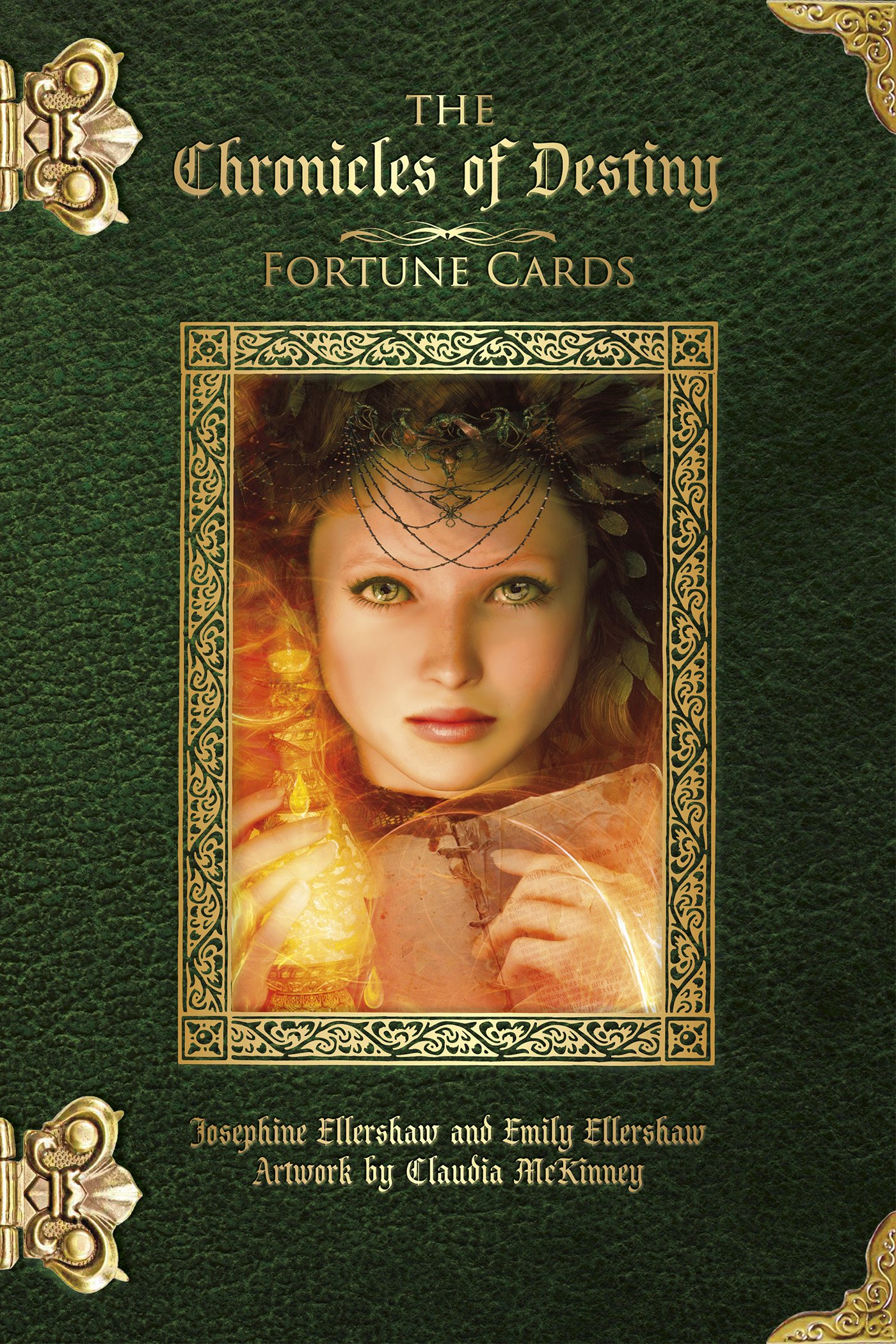 Read Online The Chronicles of Destiny Fortune Cards pdf
