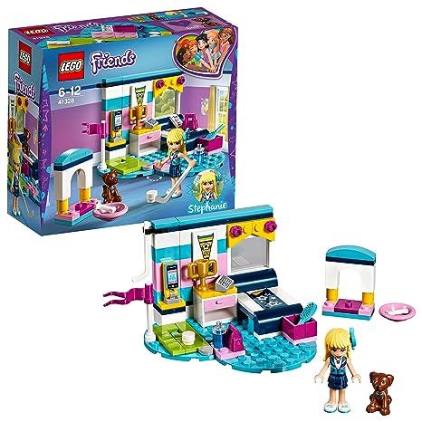 Lego Friends 41328 Stephanies Zimmer Konstruktionsspielzeug