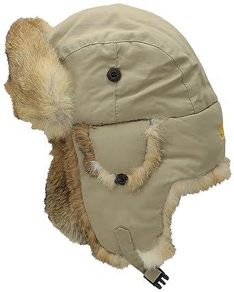 5ec648ca193 Woolrich Men s Supplex Wool Aviator Hat at Amazon Men s Clothing store   Bomber Hats